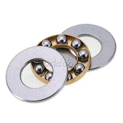 5pcs F8-16m 8165mm Axial Ball Thrust Bearing Thrust Needle Roller Bearing
