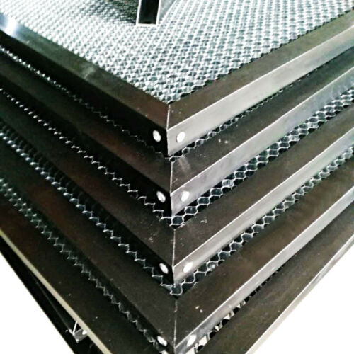 30x20cm Bienenwabe Bienenwaben-Arbeitstisch Honeycomb für Co2 Laser Engraver CNC