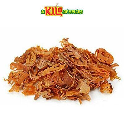 Mace Blades Whole Javitri Maza Macis Nutmeg Fresh Premium, Free P&P 1.5kg