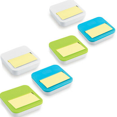 6 Sets Post-it Pop-up Notes Dispenser Ol-330-mx 3 X 3in With Notes 50 Sheetspad