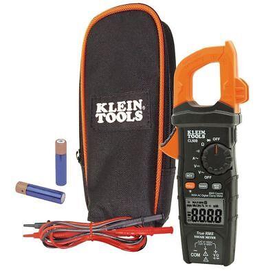 Klein Tools Digital Clamp Meter Ac Auto-rangingcl600