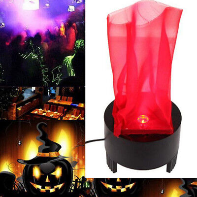 3W LED Artificial Fire Lamp Fake Flame Effect Torch Light Campfire with Pot Bowl (Halloween Fake Fire Effect)