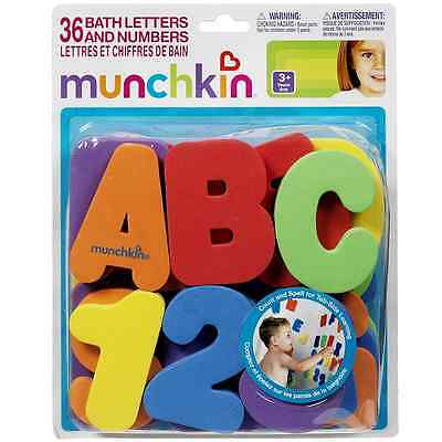 Munchkin Bath Letters - Numbers Bath Toys 1 ea
