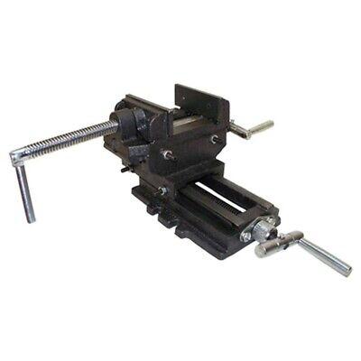 3 Cross Slide Vise Drill Press 2-way Heavy Duty Metal Milling Clamp Vise
