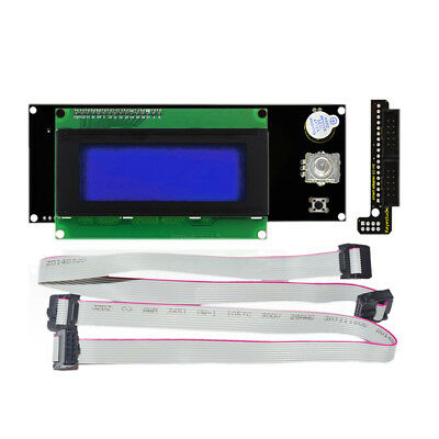 New 2004 Lcd Display Controller Board Adapter For Ramps 1.4 Reprap 3d Printer