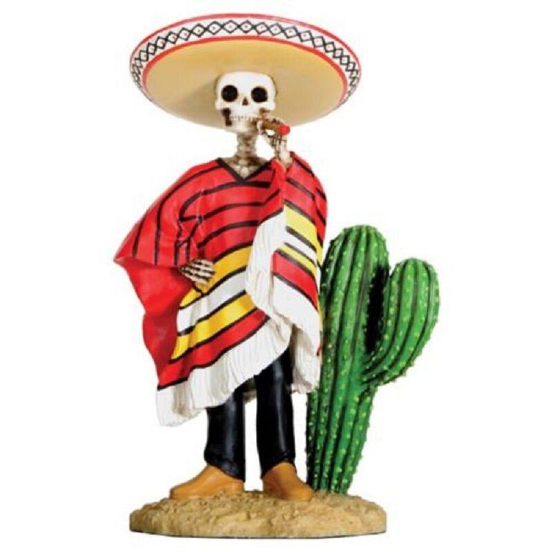 Day of the Dead Bandito Figurine