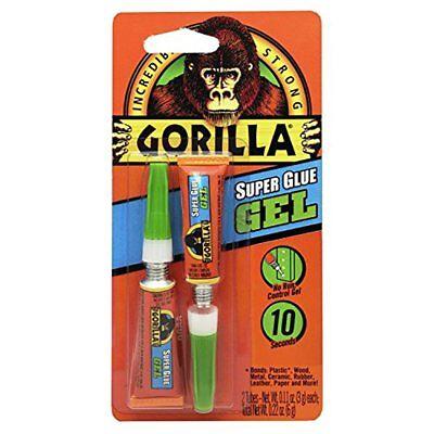 Gorilla Super Glue Gel 6 G Clear