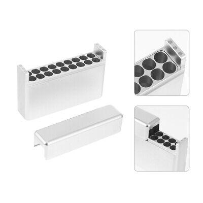 1pc Protective  Portable  Reusable Cigarette Case Aluminum Alloy for Father