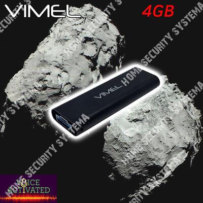 Voice Recorder Vimel Listening Device Voice Activated Dictaphone No Spy Hidden