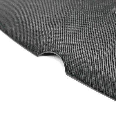 15-19 Volkswagen Golf DV-Style Seibon Carbon Fiber Body Kit- Hood!!! HD12VWG7-DV