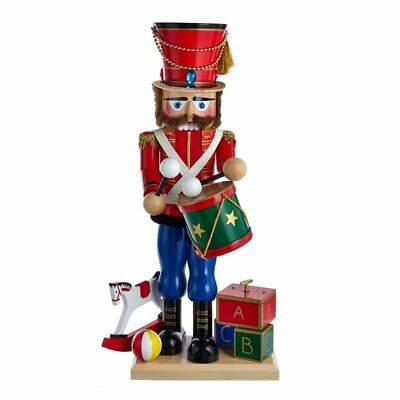 New for 2019 - Steinbach Marching Toy Soldier Musical Nutcracker Christmas  ()