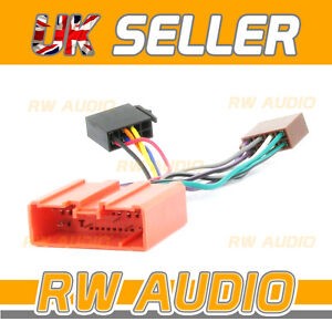 Mazda-6-ISO-Lead-Wiring-Harness-connector-Stereo-Radio-adaptor-PC2-78-4