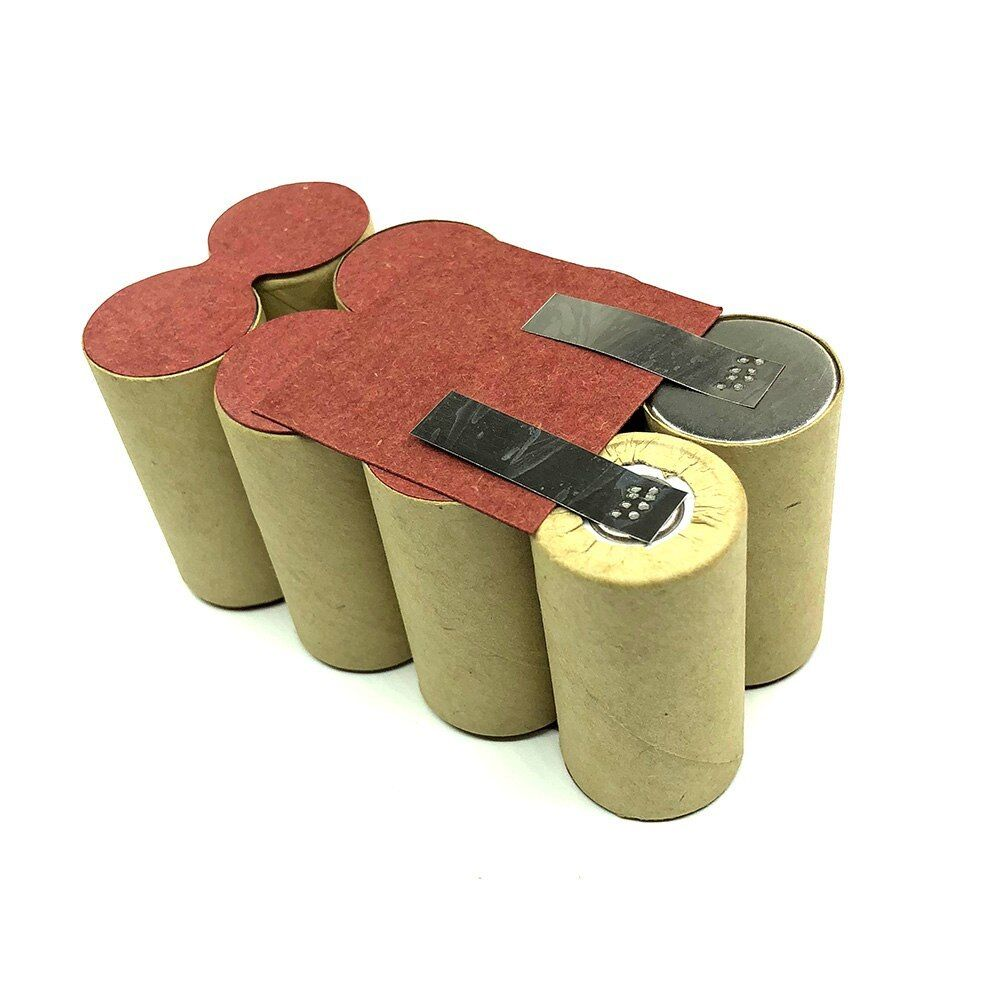 For Fein 9,6V 3000mAh ABS9 battery NI MH SC electric power t