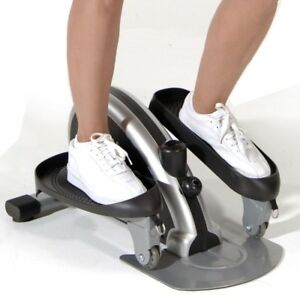 Hideaway Elliptical Machine