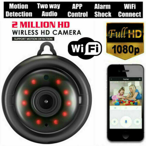 Mini Wireless WIFI IP Camera HD 1080P Smart Home Security Camera Night Vision