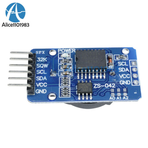 Real Time Clock Module, LCD Display and Controller Time