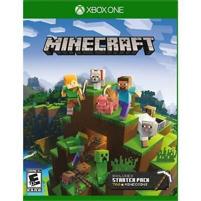 Minecraft (Xbox One) Brand New Sealed