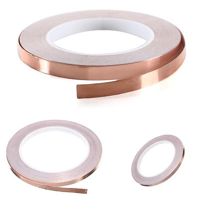 Copper Foil Tape - 14 X 100ft 6mmx30m- Emi Shielding Conductive Adhesive