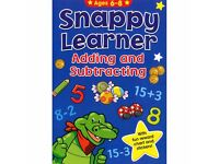 Brand New Snappy Learner Multiplying and Dividing - Educational School Book for Ages 6-8