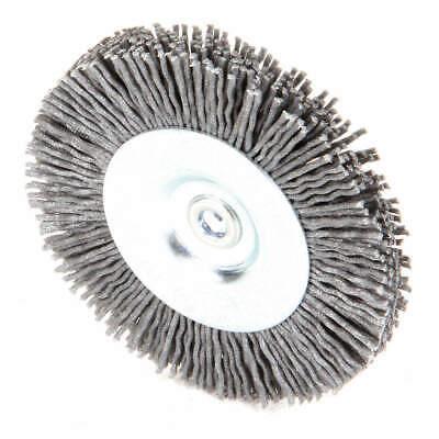Wire Wheel Brush3 In.14 In.4500 Rpm 90434