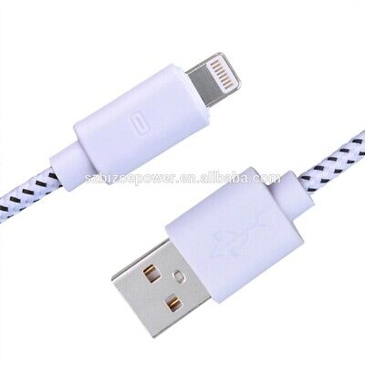 25 Ct Wholesale Price. Best Selling High Quality Nylon iPhone Cable.