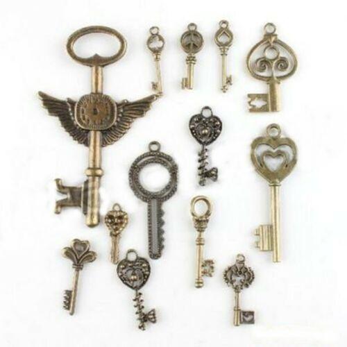 Skeleton Key Amulet, Talisman - Crossroads Magick, Hoodoo, Conjure