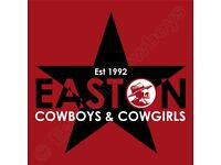 Easton Cowboys looking for new players in Bristol and Suburban League
