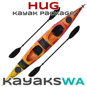 NEW Hug Double Sea Kayak - With Extras Midland Swan Area Preview