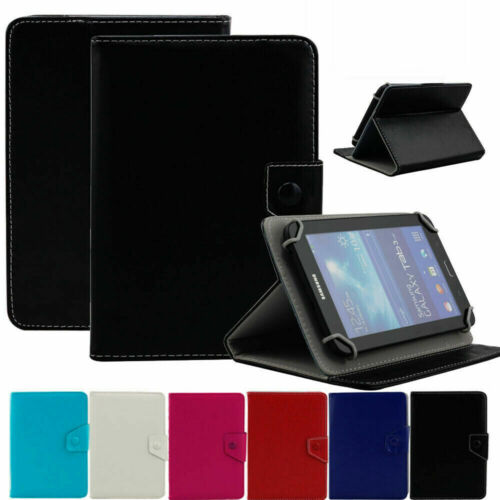 "For 7"" 8"" 9.6"" 9.7""10.1"" Inch Android Tablet Universal Leath"