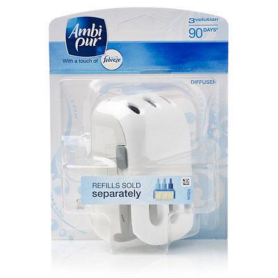 Ambi Pur 3volution Plug in Adjustable Diffuser Machine Unit Air Freshener
