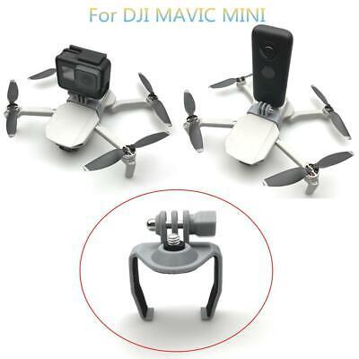 Camera Mount Bracket for Insta360 One X/GOPRO Series to DJI MAVIC MINI 1 2 Drone