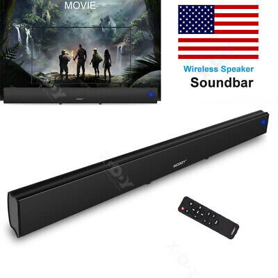 TV Home Theater TV Soundbar Bluetooth Sound Bar Speaker 2.0