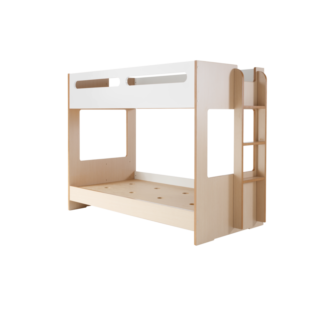 King Single Bunk Bed With Trundle For