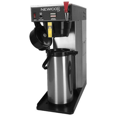 Newco ACE-AP Automatic Airpot Coffee Brewer Ace Automatic Coffee Maker