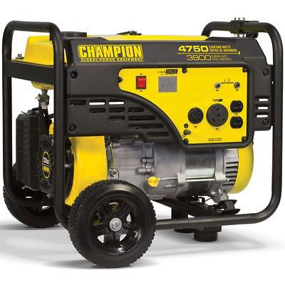 Champion Victory 100103 - 3800 Watt Portable Generator W Rv Outlet