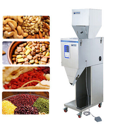 Auto Powder Rackingfilling Machine Weigh Filler For Teaseedgrain Durable Usa