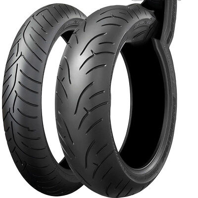 Bridgestone 120/70ZR17 BT023 Motorcycle Front Tyre