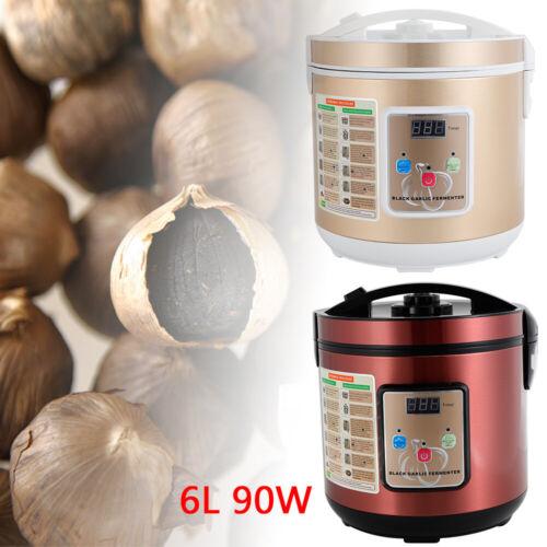 6L Black Garlic Fermenter Maker Machine Constant Heating Fer
