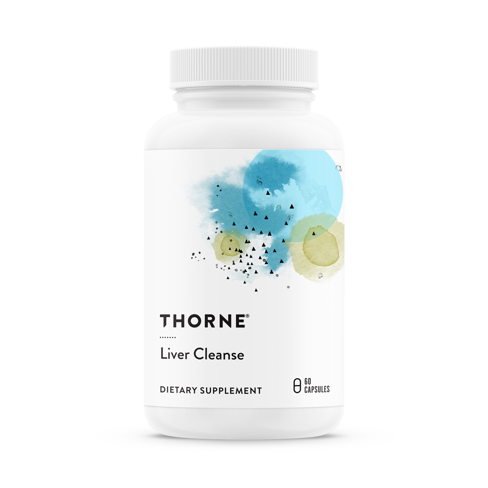 Thorne Research Liver Cleanse - Support System for Detoxific
