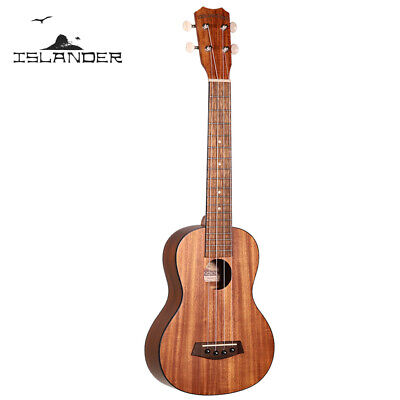 Islander by Kanile'a A-SC-4 Acacia Traditional Super Concert Ukulele - Natural  segunda mano  Embacar hacia Argentina