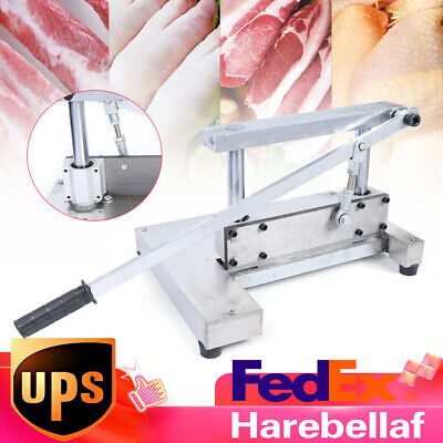 Meat Bone Cutting Cutter Machine Bone Saw Cut Bone Meat Saws Manual Sawing Usa