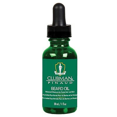 Clubman Pinaud Beard Oil 1 oz