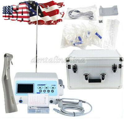 Dental Implant Motor System Surgical Brushless Contra Angle Reducing Handpiece