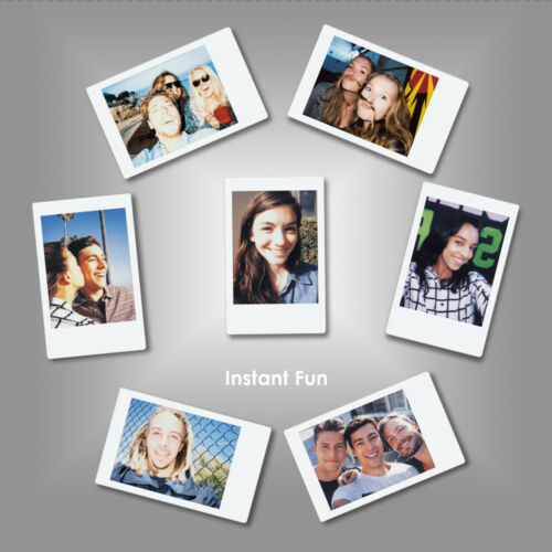 Купить Fujifilm - For Fujifilm Instax Mini 8 9 Camera Film Sheets Fuji Instant White Frame Photos