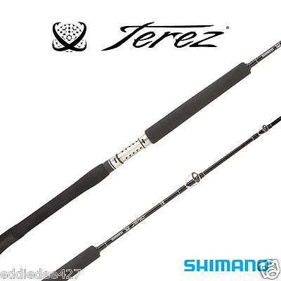 "Shimano Terez Saltwater Spinning Rod TZS72ML 7'2"" Medium Light 1pc"