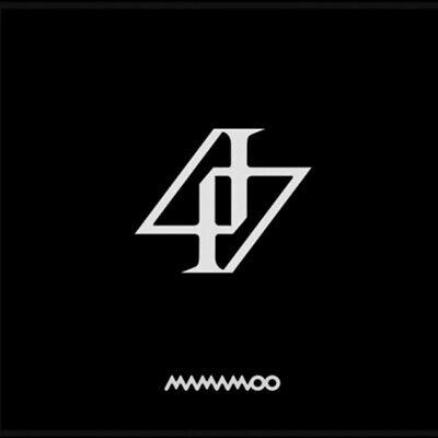 K-POP MAMAMOO 2nd Album [REALITY IN BLACK] CD+Booklet+Lenticular+Lyrics+2p Card