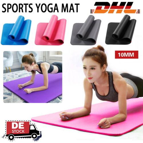 JOYHUT Fitnessmatte Yogamatte Gymnastikmatte Sportmatte Pilatesmatte Turnmatte