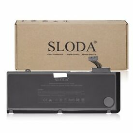 SLODA Laptop Replacement Battery for Apple Macbook A1322 A1278 Mid 2009, Mid 2010, Early 2011