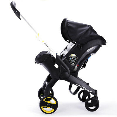 Newborn Baby Trolley 3 4 in 1 Car Seat Stroller With Accesor