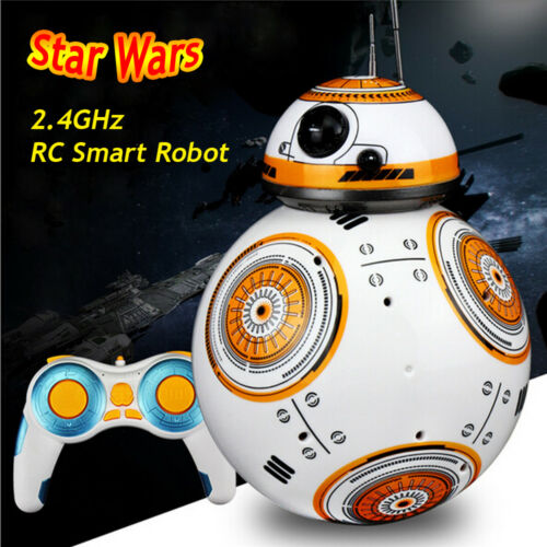 Star Wars BB-8 2.4GHz RC Robot Rmote Control Action Figure I